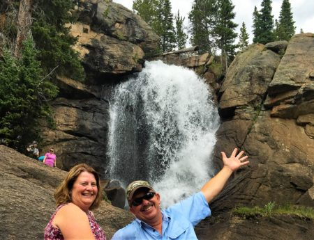 Find Three Times the Beauty When you Hike to Ouzel Falls in Rocky Mountain National Park
