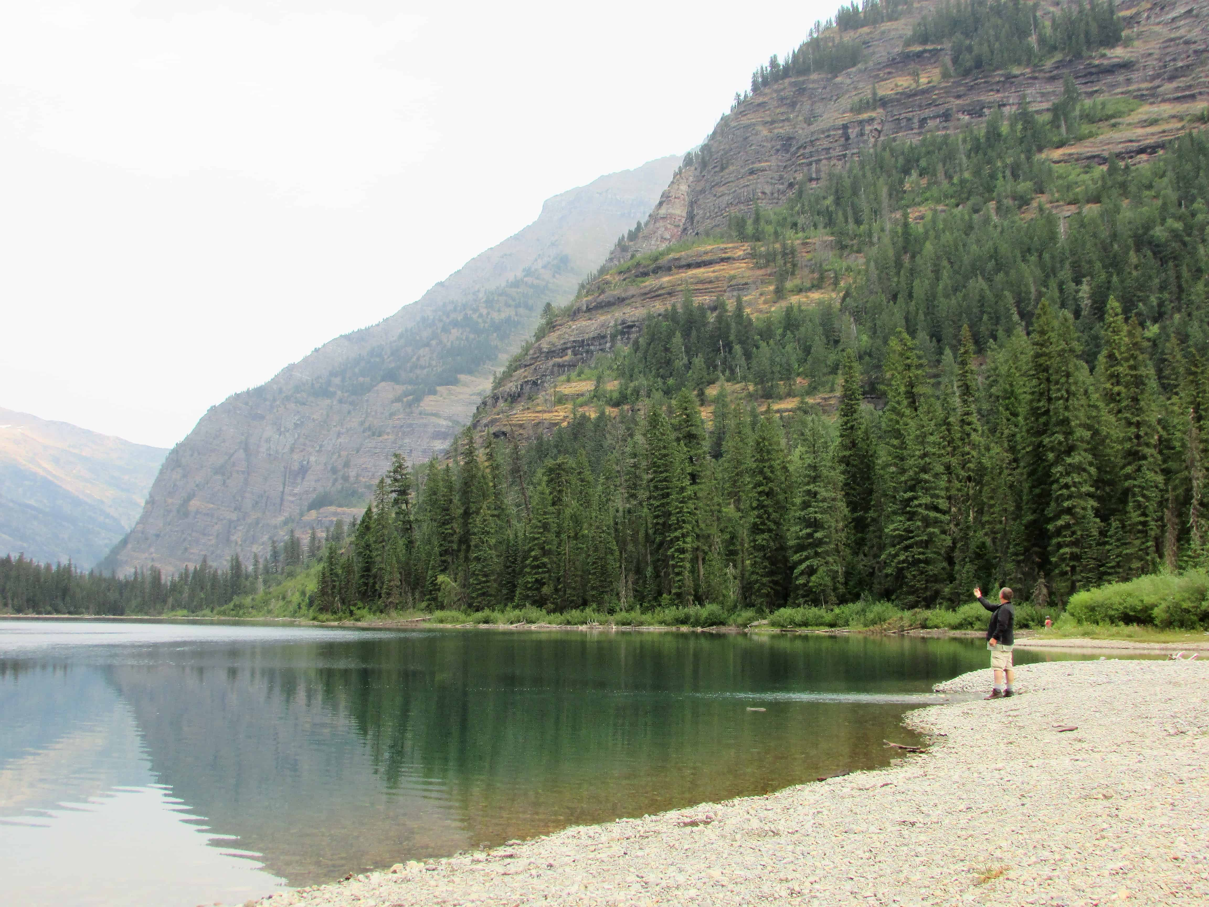 Avalanche Lake Hike things to do in Glacier National Park