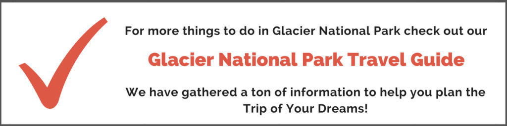 Link to Glacier National Park Travel Guide