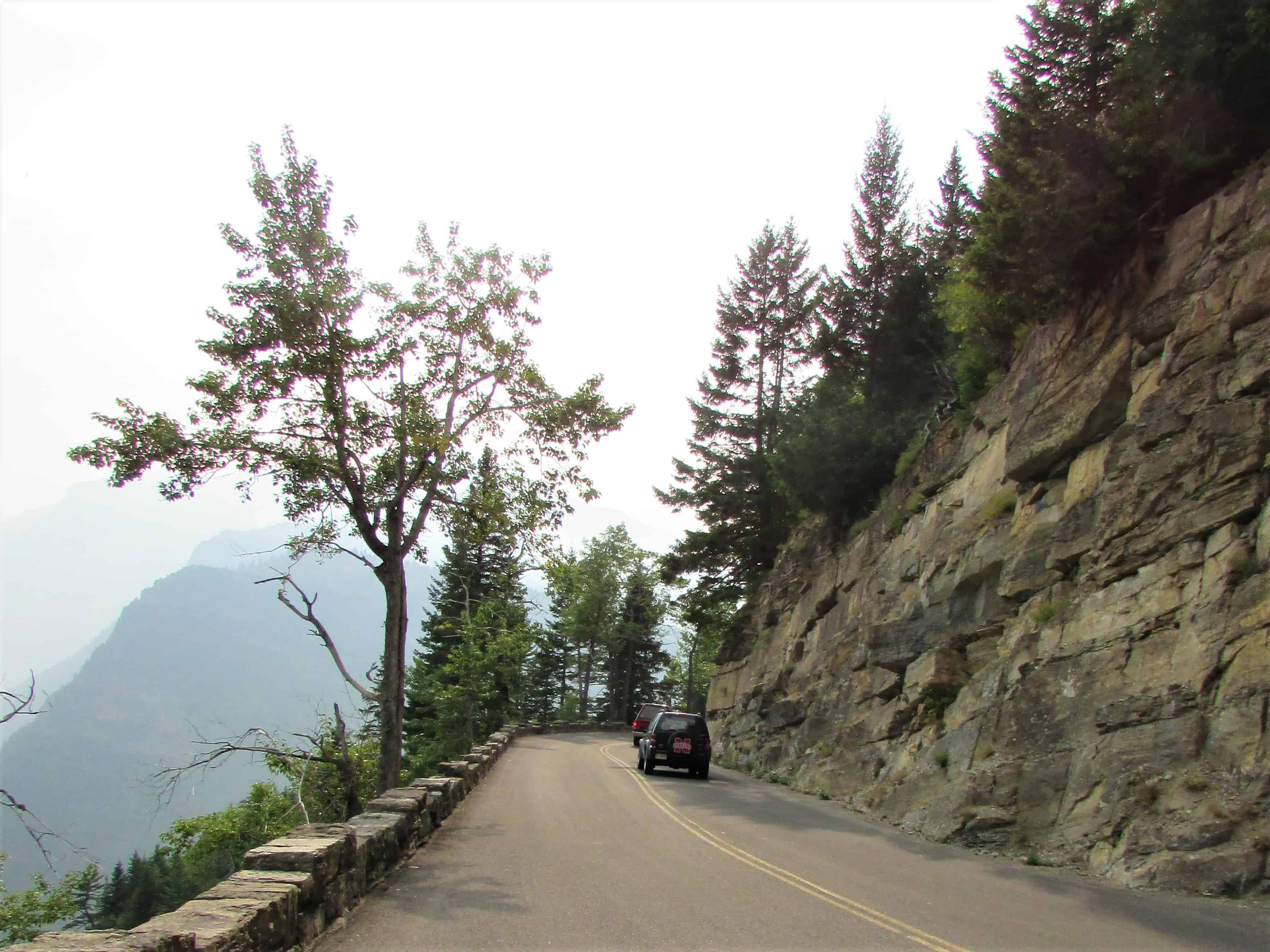 Going to the Sun Road Things to do in Glacier National Park