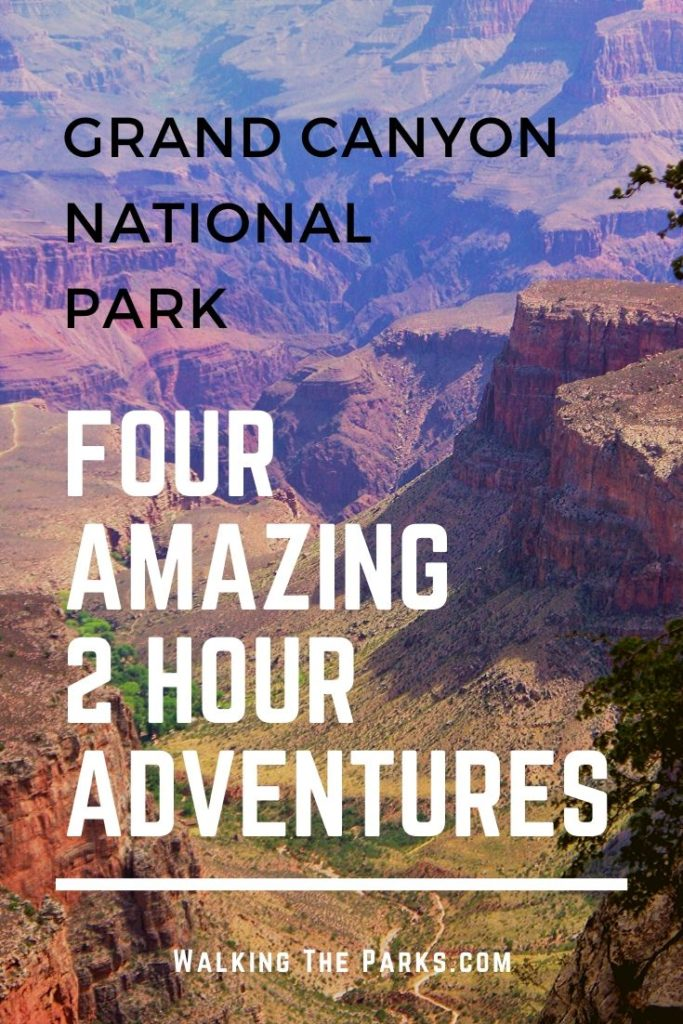 Check out these Grand Canyon National Park Things To Do. #WalkingTheParks