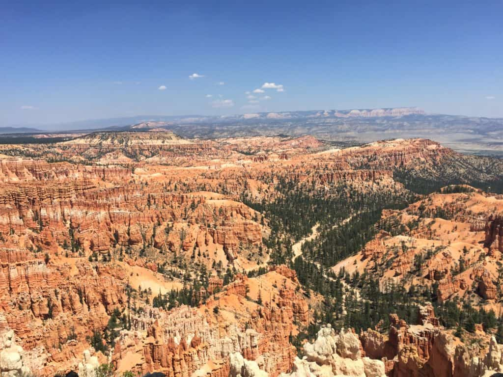 Bryce Canyon Rim Trail Hike #walkingtheparks #BryceCanyon #hiking