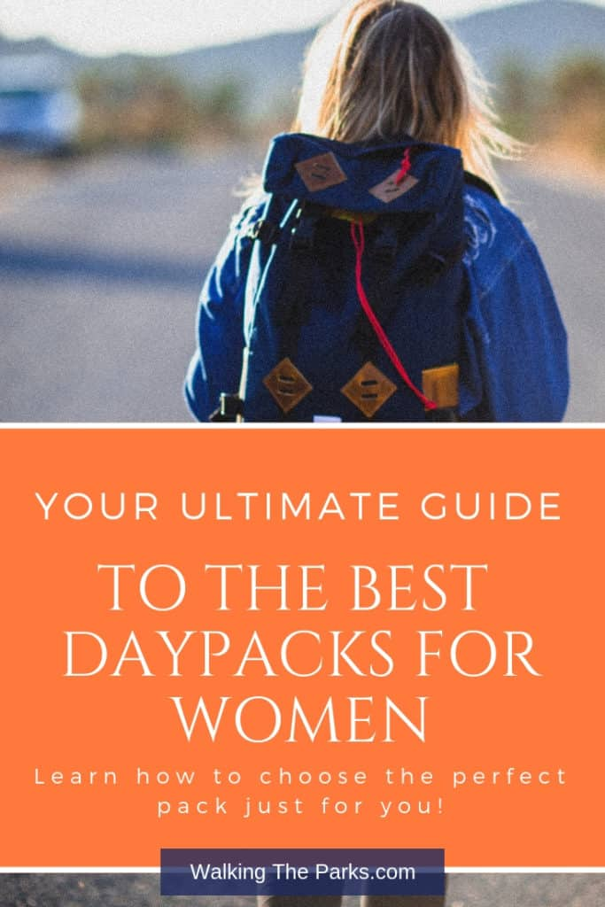 Discover how to select the best Hiking Daypack that fits you!