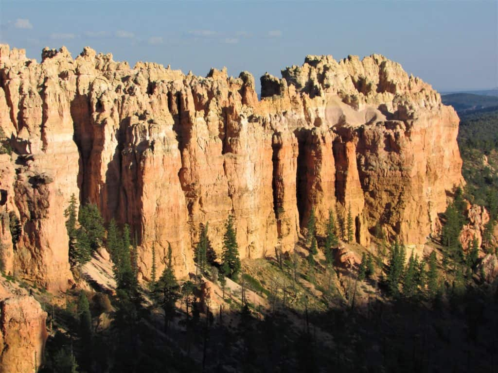 View from Swamp Canyon Overlook Bryce Canyon Scenic Drive #WalkingTheParks #BryceCanyon #scenicdrive