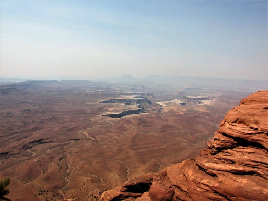 Green River Overlook, Island In The Sky, Canyonlands National Park