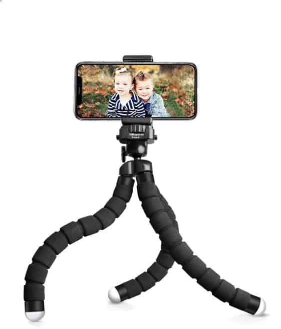 UBeesize Flexible Tripod for phones
