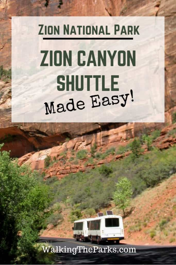 Using Zion National Park's Shuttle can sound a little confusing, but it's really very easy if you have the whole story.