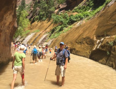 Hiking The Narrows in Zion – Choose Your Own Adventure Level