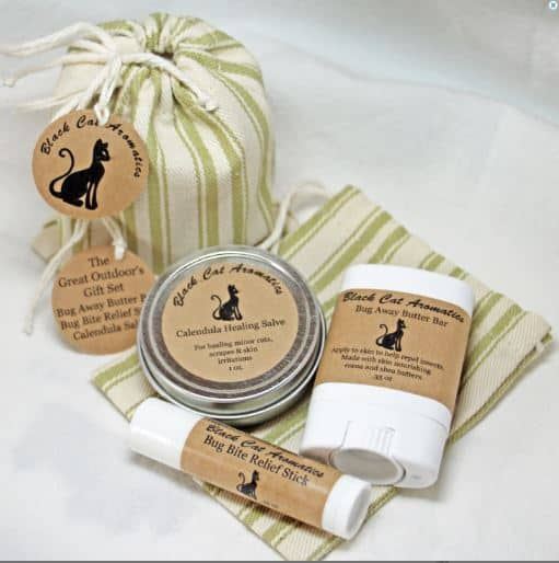 Gift Set Black Cat Aromatics from Etsy