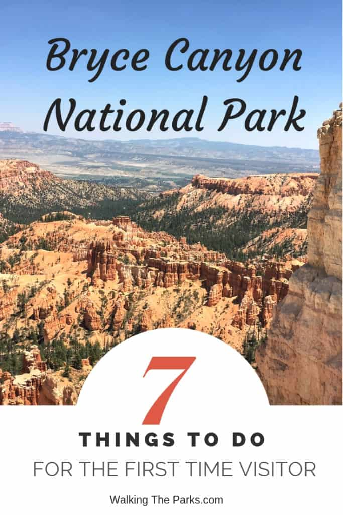 Bryce Canyon Things To Do, here are the best things to add to your Bryce Canyon Itinerary! #WalkingTheParks #BryceCanyon