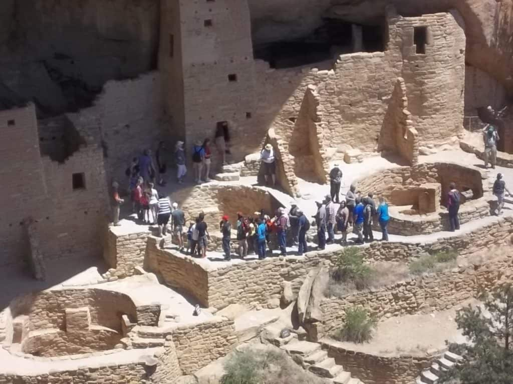 Things to do in Mesa Verde visit Cliff House