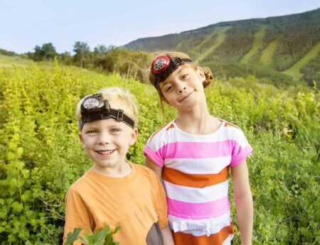 Best Kids Flashlight and Headlamp for Hiking and Camping