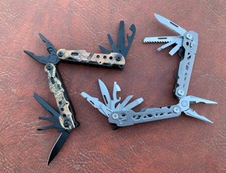 Best Multitool for Camping: How to be Prepared for Anything!