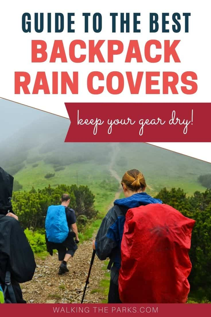 The best hiking gear includes a backpack rain cover. Here's a guide to how to find the best cover for your backpack.